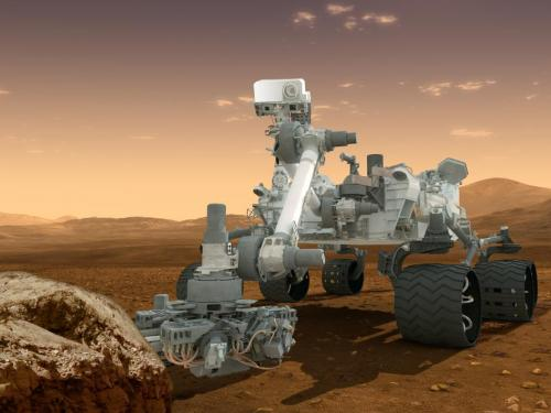 Curiosity Rover on track for early August landing