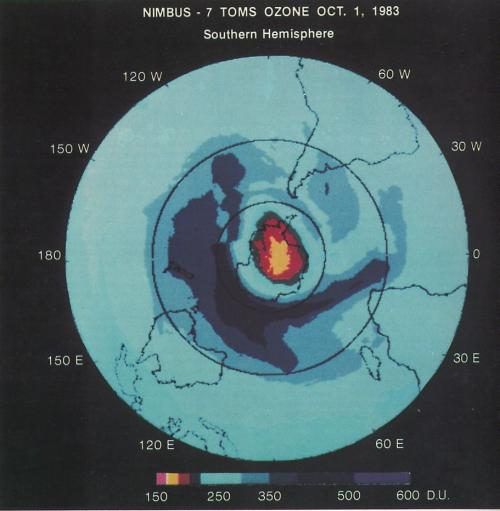 Discovering the ozone hole: Q&A with Pawan Bhartia