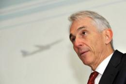 International Air Transport Association (IATA) director general Tony Tyler