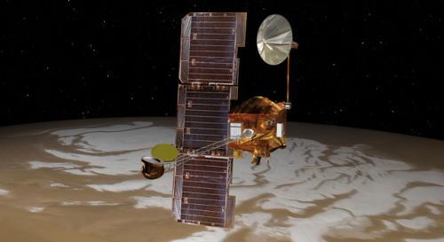 Longest-Lived Mars Orbiter is Back in Service