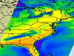 NASA studies March 3 severe weather outbreak with infrared, microwave vision