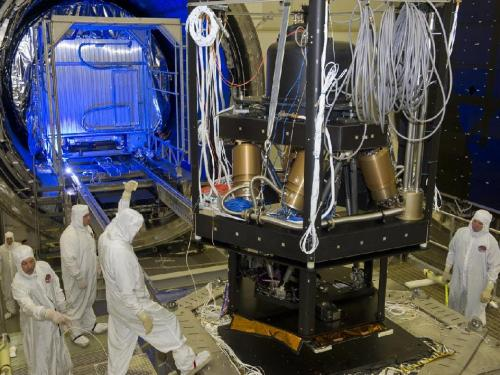 New NASA video serves 'COCOA' to test Webb Telescope component