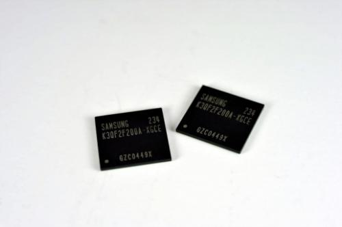 Samsung announces production of industry's first 2GB LPDDR3 mobile memory, using 30nm-class technology