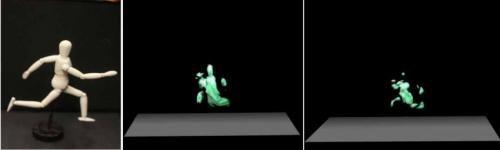 Seeing through walls: Laser system reconstructs objects hidden from sight