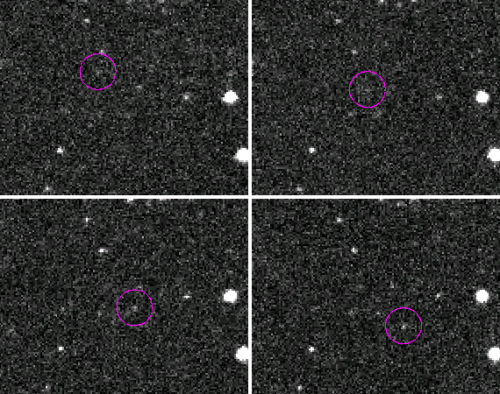 2012 BX34: Behind the scenes in the discovery of a near Earth asteroid