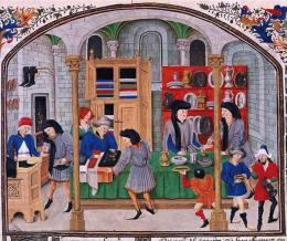 Greed was different in the Middle Ages, says Stanford's Laura Stokes
