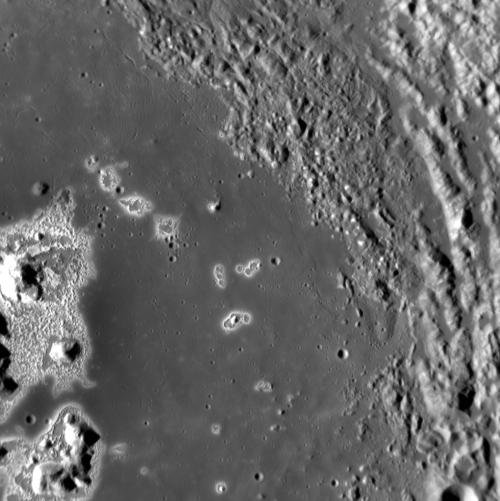 Evidence for active hollows formation on Mercury