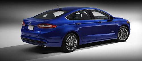 Ford sets the stage for Fusion 2013 in Detroit