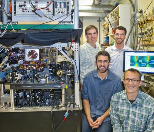 Good vibrations: Researchers record first direct observations of quantum effects in an optomechanical system