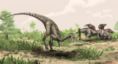 Scientists find oldest dinosaur – or closest relative yet