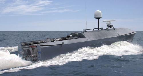 Unmanned vessel could soon be working for Navy