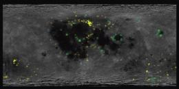Researchers find evidence that moon's Procellarum basin formed by asteroid strike