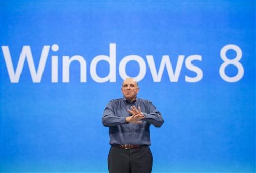 Early look at Windows 8 baffles consumers