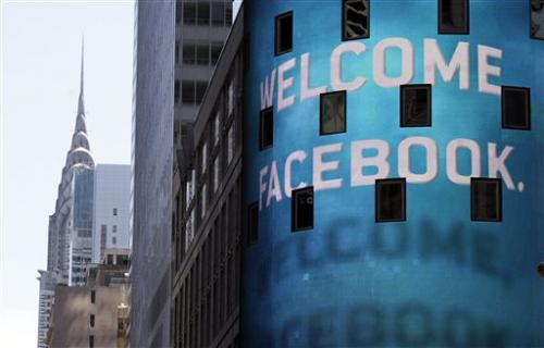 Facebook stock climbs after upgrade