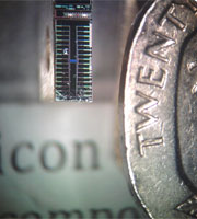Silicon chip enables mass-manufacture of quantum technologies