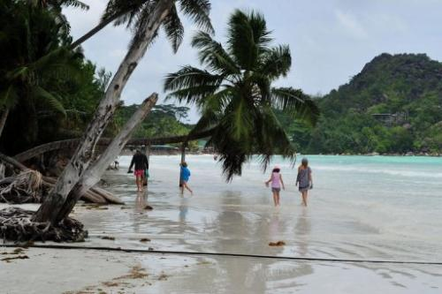 International groups are helping fight climate change in the Seychelles, where 50 percent of land is a nature reserve