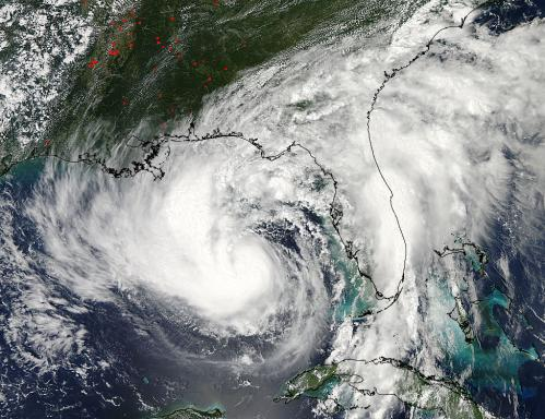 NASA watching Issac's approach to US Gulf Coast