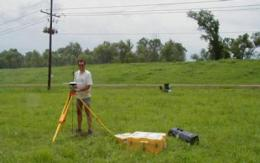 Scientists find slow subsidence of Earth's crust beneath the Mississippi delta