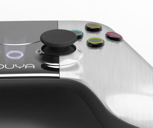 Ouya sub-$100 game box challenges console giants