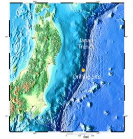 International drilling expedition to probe Japanese fault zone