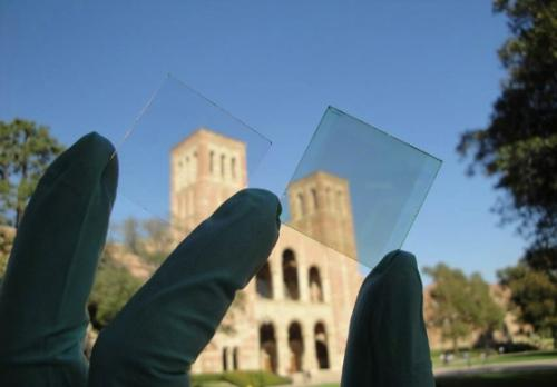 Scientists create highly transparent solar cells for windows that generate electricity