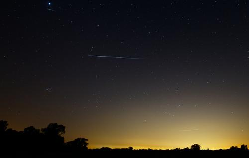 Orionids, planets, constellations brighten October skies