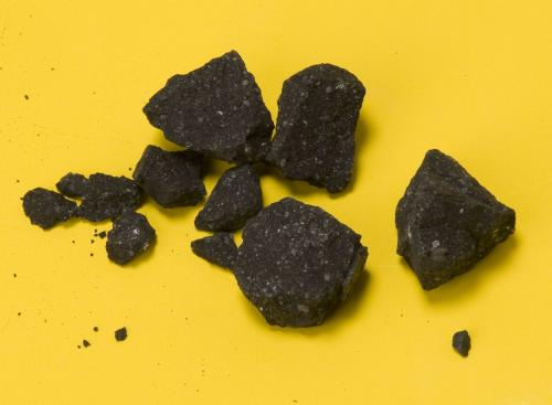 Meteorite discovery spurs hunt for more pieces