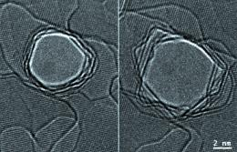 Research Shows Graphene Nanopores Can Be Controlled