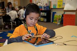 iPad app shows promise in strengthening the reading skills of young children