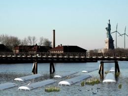 CCNY landscape architect offers storm surge defense alternatives