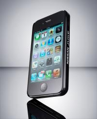 Nissan demos self-healing Scratch Shield iPhone case