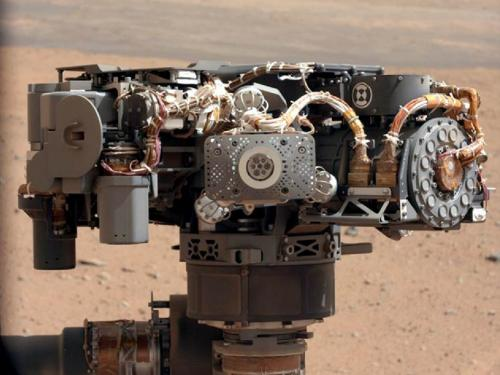Mars rover Curiosity wrapping up health checkups