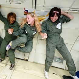 Adventures in microgravity: Students experiment in simulated space-flight conditions