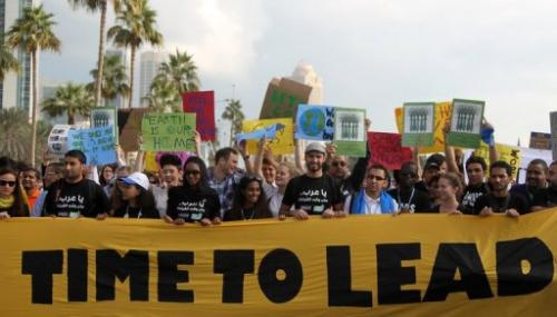 After six days of intense negotiations, observers said nations were far from agreement on extending the Kyoto Protocol