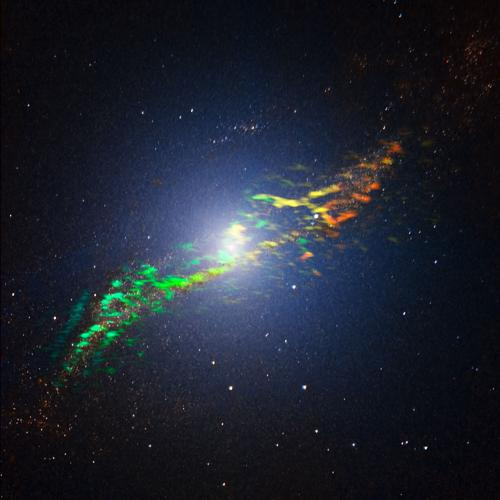 ALMA turns its eyes to Centaurus A