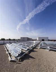 A major contract has been signed for the supply of solar panels derived from CERN technology
