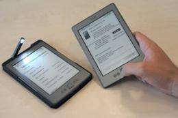 Amazon popular Kindle electronic readers
