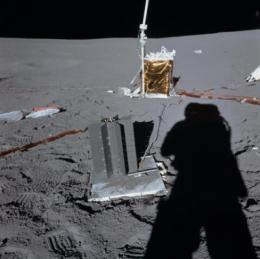 Apollo's lunar dust data being restored