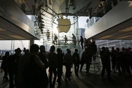 Apple paid only 1.9 pct tax on earnings outside US