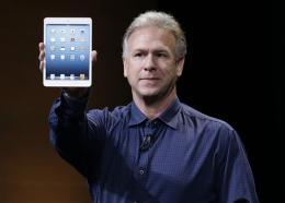 Apple reveals iPad Mini starting at $329