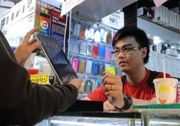 Apple started selling its sleek iPad in China in September 2010, after months of grey-market action