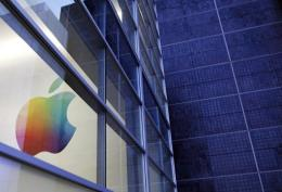 Apple was graded poorly Tuesday in a Greenpeace study of technology titans' use of clean energy