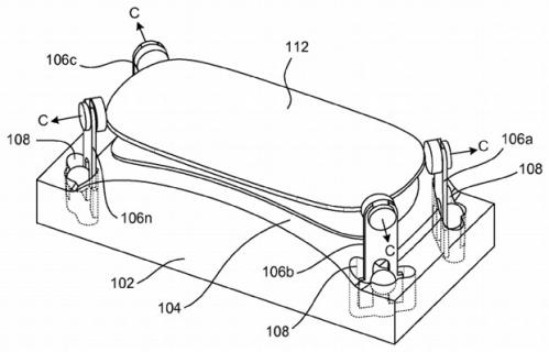 Apple wins multi-touch and glass process patents