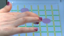 App turns tablet into math aid for visually impaired students