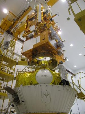 Metop-B weather satellite is ready for launch