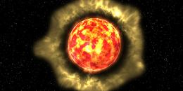 Astronomers solve the mystery of stellar 'superwind'