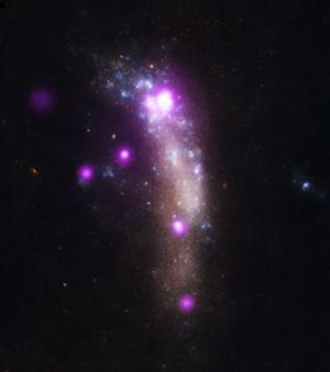 A supernova cocoon breakthrough