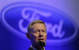 At Ford, questions remain about life after Mulally