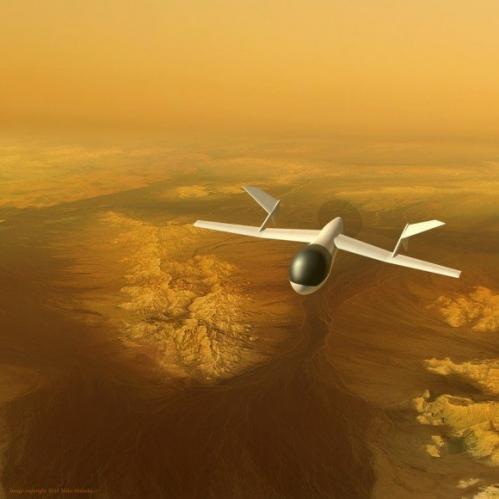 AVIATR: An Airplane Mission for Titan