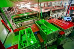 BELLA laser achieves world record power at 1 pulse per second